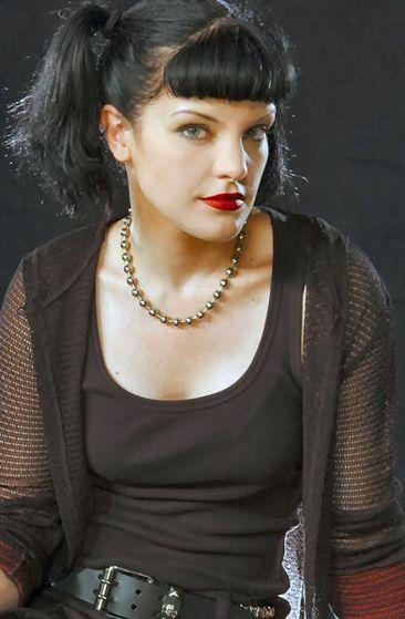 Pauley Perrette (AKA Abby Sciuto)