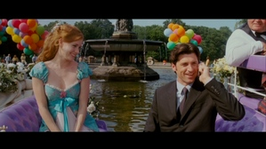 Amy Adams in एनचांटेड with Patrick Dempsey as her प्यार interest