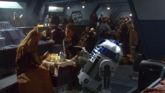 part 2: on the way to Naboo