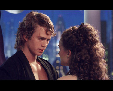 Padmé and Anakin talk about their situation