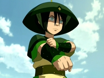 3.Toph she is glowing she is the jewel of the earth kingdom and she's a princess even thought she dosn't care about look she is still hot it's kinda what makes her so hot but a little underaged