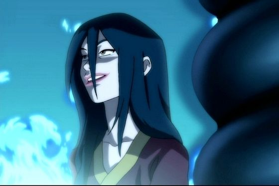 2.Azula she's stunning she's the gem of the brand nation and a princess her hair black as the night sky skin white as snow eyes like goud and lips that put the redest red rose to shame lucky she got her mother's looks her dad is ugly why noy number 1 sligh