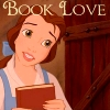 Belle (the girl who loves stories and imagination)