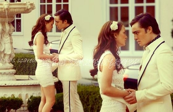 blair and chuck first hook up song The cw gossip girl chuck and blair's epic love story: the complex history of gossip chuck and blair end up first episode, we find out that blair.