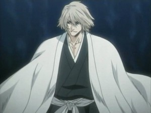 Kisuke Urahara as captain of the 12th division