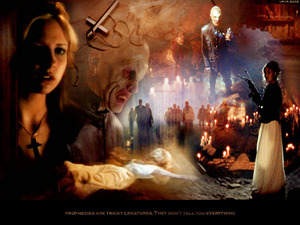 Buffy will face The Master and she will die