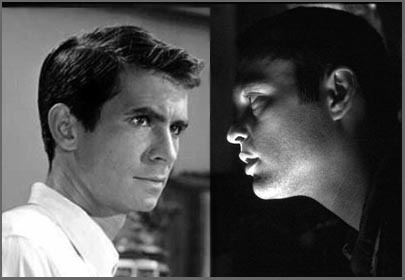 Norman Bates Face-Off: 1960 vs. 1998