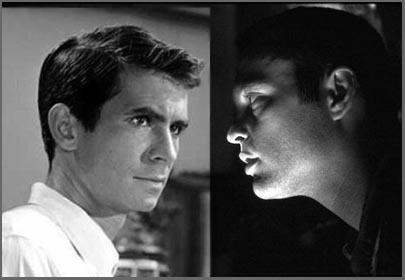 Norman Bates Face-Off: 1960 vs. 1998