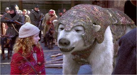 Lyra pwns Bella. Iorek pwns Edward. The End.