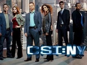 CSI: NY Crew