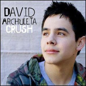 David Archuleta; Crush