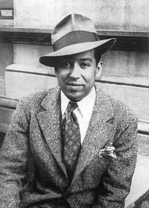 Langston Hughes, February 1, 1902 – May 22, 1967