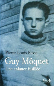 Guy Moquet, resistant during World War Two in occupied France