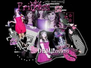 some of u WANT TO BE JUST LIKE DEMI LOVATO