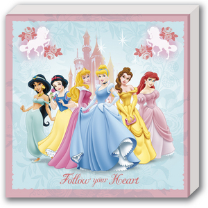 Main 6 disney Princesses
