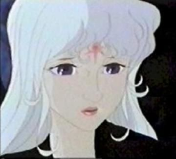 6.Amalthea not well known princess and she's actually a unicorn and she has long beautiful blonde hair beautiful blue eyes pretty màu hồng, hồng lips and lovely white skin why 6 she has a mark on her forhead