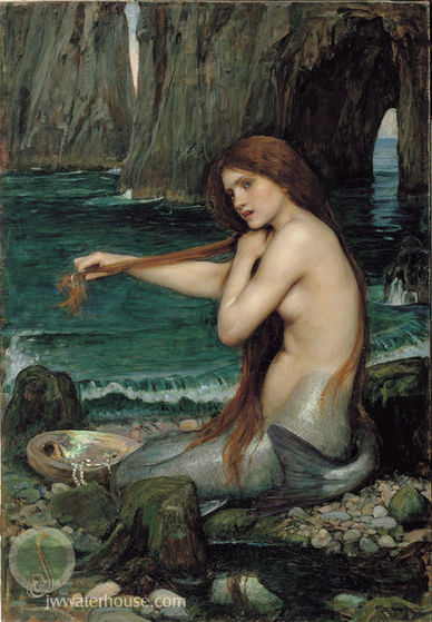sa pamamagitan ng John William Waterhouse