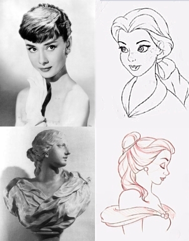 Hepburn & Bernini vs. Belle