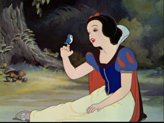 #10. I basically chose Snow White because she's better than Jane または Kida. Shes pretty and nice. A little too nice, but still. She's innocent and sweet. And she's the original ディズニー princess.