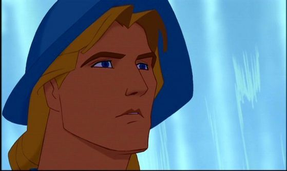 2. John Smith is like a walking model. With long blonde hair, blue eyes, and his badass side of rebelling against his own men and dying for Pocahontas' father, no wonder John Smith made the list.