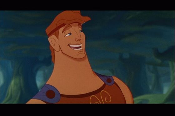 "7. As Meg says, ""Look at all those rippling pectorals!"" Heroic, Modest, and Romantic. Hercules is the perfect package."