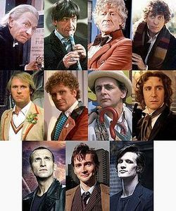 The 11 Doctors....But Who Kills 10?