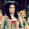 Idina as Nancy Tremaine in the movie