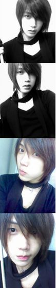 Oh Won Bin Selca Pictures