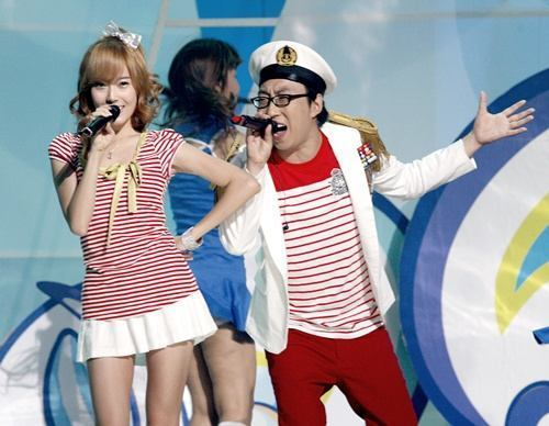 Jessica and Park Myung Soo