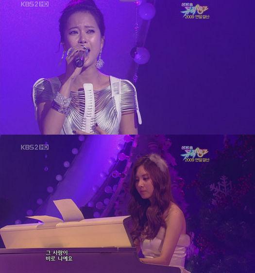 Baek Ji Young n Seohyun...