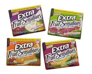the flavors of gum i like