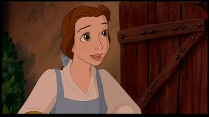 Nancy looks a bit like Belle