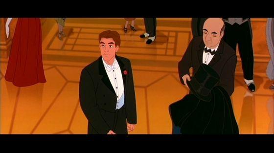 Dimtri looks abit like Robert in a way