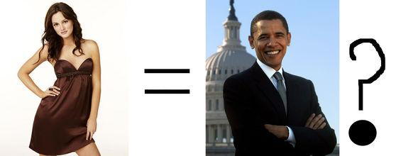 Is Blair the Upper Eastside Barack Obama?