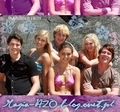 Cariba Heine as Rikki Chadwick Burgess Abernethy as Zane Bennett, Craig Horner as Ash Dove, Claire Holt as Emma Gilbert, Phoebe Tonkin as Cleo Setori, and Angus McLauren as Lewis McCartney