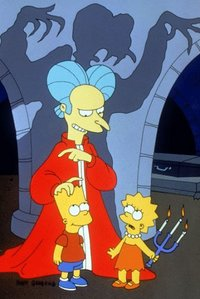 "The Simpsons ""TreeHouse of Horror"""