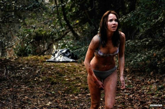 Arielle in Freakdog. Cool movie, amazing actress. :)