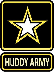Huddy army to the rescue!