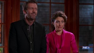 House and Cuddy Любовь thier ship as well