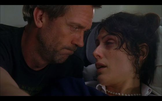 60. I amor this whole episode for huddy and I amor how house tries to figure out what's wrong with cuddy it shows how much house actually cares for cuddy and that he doesn't want anything to happen to her.