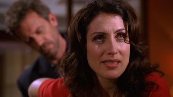 59. this is the first of the huddy injections and I amor it because I amor how house is the only person cuddy can rely on and also there is a lot a flirting in this scene .