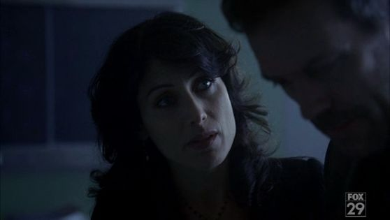 55. This is a heart-warming huddy scene kutner has just died and cuddy wants to just let house know that she is and will always be there for him.