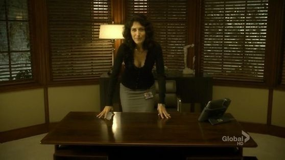 45. I Loved when house bought cuddy a desk because it's a big thing from their past and it means a lot to both of them and as soon as cuddy see's it she knows who sent it her.