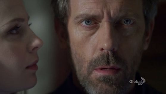 "25. House wants his life to be with cuddy ""so this is your story to bad it isn't true"""