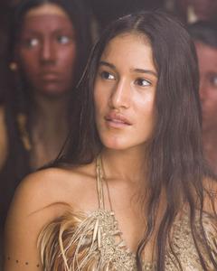 Amanda......(could she really be Halian's long लॉस्ट daughter?)