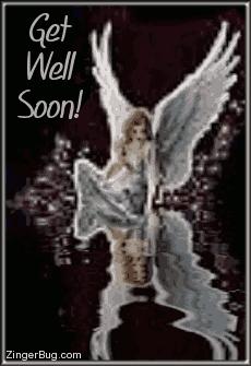 An Angel to an angel:D