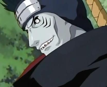 Kisame Hoshigaki From Naruto Databook Ii Kisame Hoshigaki Fanpop
