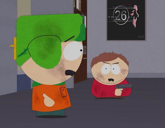 Kyle on Cartoon Wars -...