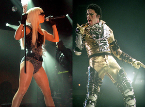 Lady GaGa & MJ collaboration!