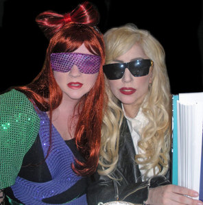 Lady GaGa & Mel